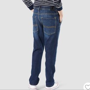 DENIZEN from Levi's Boys Athleisure Taper Jeans